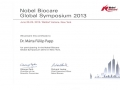 Nobel Biocare Global Symposium 2013